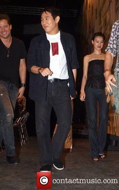 With his beautiful wife, Nina. | My Jet Li | Pinterest ...