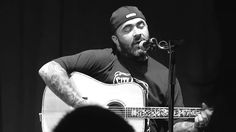 Aaron Lewis (of Staind) - So Far Away  @ Bush Hall, London ...