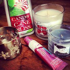 Great #FragranceFan holiday haul!    (photo via: ashleydolly)