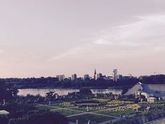 Warszawa - Ogrody BUW