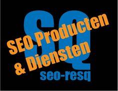 SEO Producten & Diensten door seo-resq.