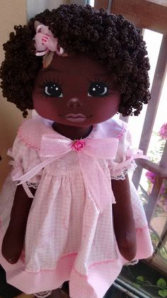 Best 12 Skull skinny jeans and oversize sweater for 14 inch dolls – SkillOfKing. Doll Crafts, Diy Doll, Pretty Dolls, Beautiful Dolls, Black Baby Dolls, African American Dolls, Sewing Dolls, Waldorf Dolls, Soft Dolls