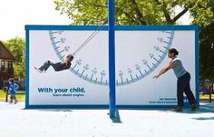 Maths playgrounds. Yes please.