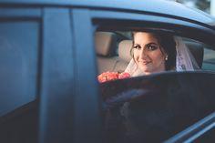 Noiva no Carro | São Bento do Sul - SC | Chroma Fotografia | Fotografia de Casamento