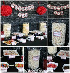 Movie Party: Popcorn Bar