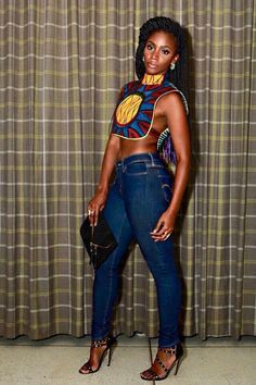 Here Are Some Top african fashion outfits 8049 African Attire, African Wear, African Dress, African Style, Fashion Mode, Look Fashion, Fashion Art, Tribal Fashion, Style Outfits