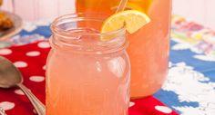 Limonade au pamplemousse roseVoir la recette de la Limonade au pamplemousse rose >>