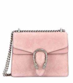 Dionysus Mini suede shoulder bag   Gucci