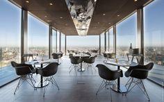 La Villa in the Sky in #Brussel www.newplacestobe.com