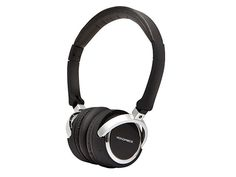 Premium Bluetooth® On-the-Ear Headphone with Built-in #Microphone - Black - Monoprice.com