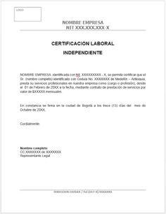 PENSAMIENTO CONTABLE: Modelo certificación laboral trabajador independiente - Word Word Template, Boyfriend Gifts, Ecuador, Snake, Iphone, Comics, Google, Projects, Certificate