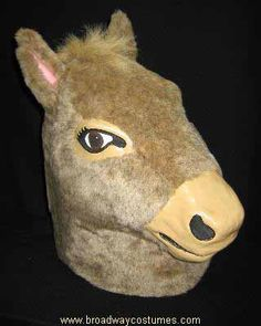 Animal Costume to Rent: Two-person Horse