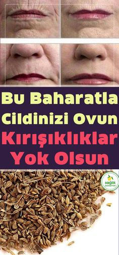 Bu Baharatla Cildinizi Ovun ve Kırışıklıklar Yok Olsun. Beauty Care, Hair Beauty, Curly Hair Routine, Face Yoga, Homemade Skin Care, Facial Masks, Natural Healing, How To Dry Basil, Body Care