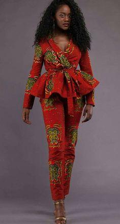 awesome ~African fashion, Ankara, kitenge, African women dresses, African prints, Africa...