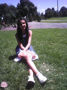Disfrutando del solecito :)