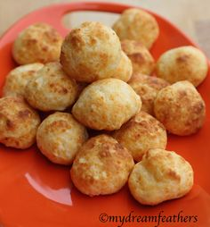 These Gluten free Pao de Queijo are Brazilian cheese puffs made from Tapioca starch with parmesan cheese filling. So appetizing and very easy to make.
