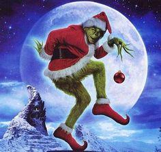 De Papá Noel a Grinch en cero coma... - Taque-Taque InspiranDIYme