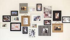 OBRAZEM: Stěna vzpomínek   Dům a byt