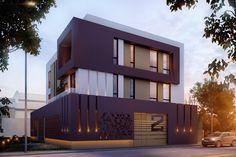 600 m  private villa abu fatira kuwait sarah sadeq architects