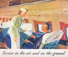 Image Search Results for vintage airline stewardesses