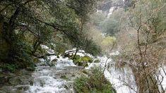 El Cadagua nace en el valle de Mena y desemboca en el Nervión. Se filtra de los Montes de la Peña en una umbría bajo el puerto de la Magdalena y el Canto Muriel. Luego, convertido en arroyo, salta entre encinas de poza en poza y llega al llano. En años con pluviometría normal. No en éste, con lluvias torrenciales que han hinchado los acuíferos. El río es ahora un borbotón que brota de la roca.