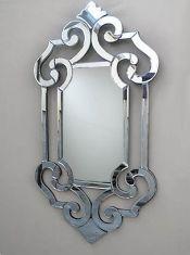 Miroirs vénitiens classiques: modèle CALADO.                                                                                                                                                                                 Plus