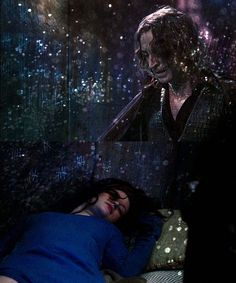 Rumplestiltskin, wisely not trusting Regina, uses a spell to find Belle and rescues her from her tower prison. Description from sarahthisis.tumblr.com. I searched for this on bing.com/images