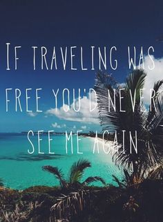 If travelling was free I would not have a business I hope to promote many more wonderful trips to Tenerife.