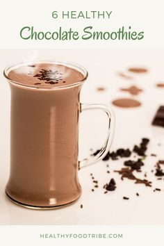 65 best chocolate smoothies images breakfast deserts eating clean rh pinterest com