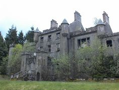 Lanrick Castle was a late 18th-century country house near Doune in central Scotland. It was demolished in 2002 despite being protected as a category B listed building. It was located on the south bank of the River Teith, in Stirling council area.