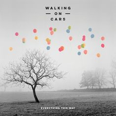 I found out about this great new band via Twitter today and enjoyed watching some of their videos on YouTube. Walking On Cars are about to release their debut album. The release date is this...