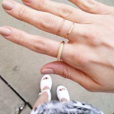 Layered rings
