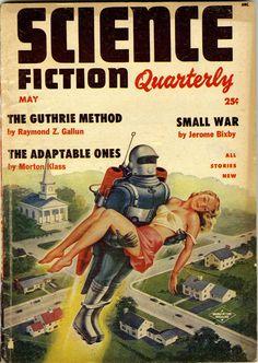 Science Fiction Quarterly (1954)