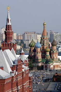 The Ritz-Carlton, Moscow - The Ritz-Carlton, Moscow offers breathtaking views of the surrounding area including the famous Red Square.