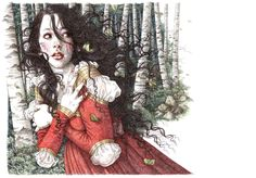 Anne Yvonne Gilbert, Snow White