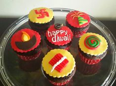 Casino Party Decorations, Diwali Decorations, Diwali Gift Hampers, Festivals Of India, Candy Art, Diwali Gifts, Fondant Flowers, Holidays And Events, Cupcake Toppers