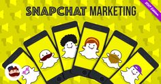 The Ultimate Guide to Snapchat Marketing #GuidetoSnapchatMarketing #SnapchatMarketing #Snapchat