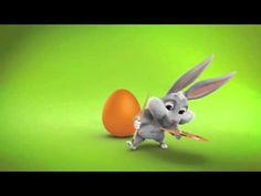 Auguri Dal Coniglietto Di Pasqua! - YouTube