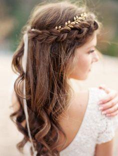 51 Penteados para casamento 2018 noivas madrinhas e convidadas