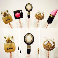 Makeup cakepops