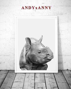 US$5.85 Rhino Print, Rhino Wall Art Print, Rhinoceros Print, Kids Safari Poster, Kids Room Decor, Jungle Animals, Jungle Nursery Art, African Animal Rhino Print Rhino Wall Art Print Rhinoceros Print от ANDYxANNY
