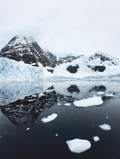 Shooting with the iPhone in Antarctica