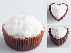 Cupcake Candles Tutorial and Candle Making Supplies | Craft Tutorials & Recipes | Crafting Library