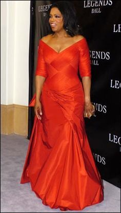 oprah winfrey red carpet looks - Google Search