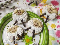 Veľkonočné ovečky Pudding, Easter, Sugar, Cookies, Cake, Food, Crack Crackers, Custard Pudding, Easter Activities