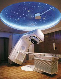 Celestial ceiling in