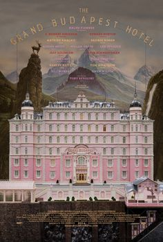 7chicavenue:  The Grand Budapest Hotel