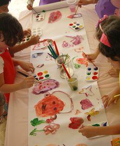 Art party,  Go To www.likegossip.com to get more Gossip News!