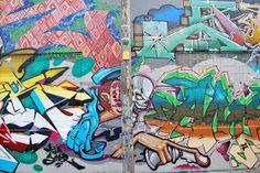 Ed Abillano: Today's Street Art - Phantom Street Artist Street Artists, Painting, Painting Art, Paintings, Paint, Draw
