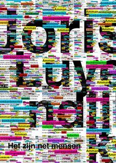 Luyendijk - The entertainment level of news by SuperBruut